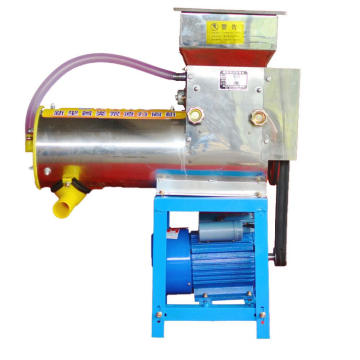 Pueraria starch power separator